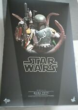 More details for star wars sideshow hot toys 1:6 sixth scale deluxe boba fett sarlaac pit mms313