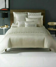Hotel Collection Crystalle Full/Queen Duvet Cover Champagne $310