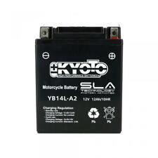 Batterie Kyoto pour Moto Yamaha 750 Fzx Fazer 1986 à 1998
