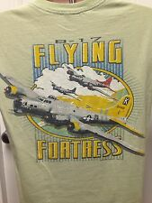 VINTAGE B-17 FLYING FORTRESS T SHIRT SMALL