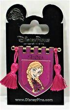 Disney Frozen Princess AnnaBanner Dangle Tassel 3-D Pin BRAND NEW CUTE