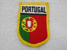 Portugal Country Flag New Name Patch Tag