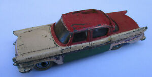VINTAGE DINKY TOYS, MECCANO, PACKARD CLIPPER CAR. CLEAN. COLLECTIBLE