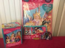 More details for panini - disney princess sticker collection full box of 36 packs + starter pack!