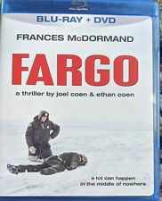 Fargo (Blu-ray Disc/Dvd Combo, 2009, Widescreen)