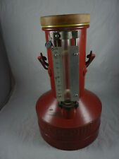 Seraphin 1 Gallon Fuel Measure Prince Georges County Md Weights & Measures