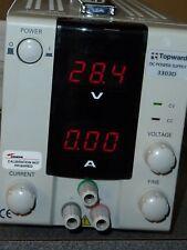 Topward 3303D 0-30V/0-3A Digital Power Supply