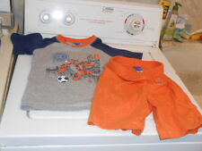 Disney Tigger (Winnie the Pooh) Children's Matching T Shirt & Shorts Set