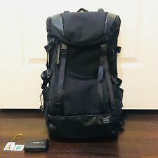 4fa32ddf9c Yoshida Porter Heat Rucksack Backpack Black 703-06301