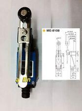 FINECORSA MICRO INTERRUTTORE ME-8108 Limit Switch AC 250V 5A con leva a rullo