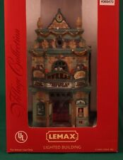 Lemax Lighted Building MURRAY'S Theater NIB