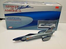 Spirit of America 1963 CRAIG BREEDLOVE diecast  jet car 1/43 scale NIB