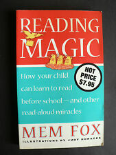 MEM FOX - READING MAGIC - HELP YOUR CHILD TO READ (Paperback, 2004)