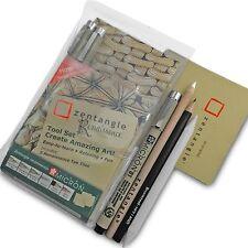 Sakura Zentangle Renaissance Set - Wallet of Sakura Fineliners, Pencils & Tiles