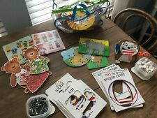 HUGE Fine Motor Lot Tracing Alphabet Lacing Lakeshore Learning