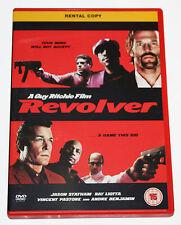 A Guy Ritchie Film - REVOLVER -   DVD -  NEW