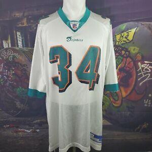 Ricky Williams Miami Dolphins Reebok Jersey (Size XXLarge) A16