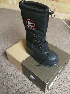 Sorel Glacier XT Winter Boots Waterproof Women's  Black/Red Quartz