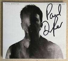 PAUL DRAPER * SPOOKY ACTION * SIGNED UK 11 TRK CD * BN! * MANSUN