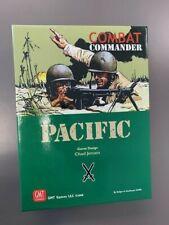GMT Games CC Combat Commander: Pacific *Unpunched*