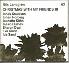 NILS LANDGREN - Christmas with my friends III - CD PROMO 2012 NEAR MINT CONDITIO