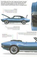 1968 Pontiac Firebird Convertible Article - Must See !!