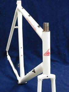 1987 Vintage 63 cm Cannondale SR500 Aluminum Road Racing Frame Tange Cr-Mo Fork