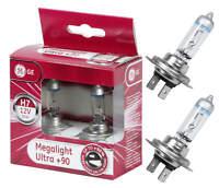 GE General Electric H7 12V 55W Halogen Megalight Ultra +90% 58520SXU  2er Set
