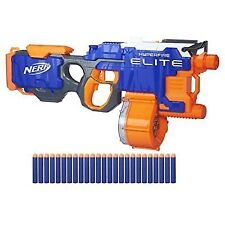 NERF N-strike Elite Hyperfire Blaster With 25 Dart Drum