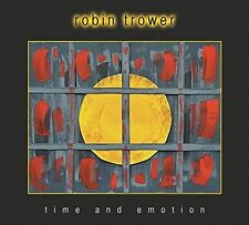 Robin Trower - Time & Emotion [New CD]