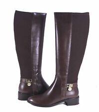 MICHAEL Michael Kors Women's Hamilton Leather Bootie   sz7