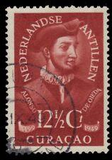 NETHERLANDS ANTILLES 204 (Mi2) - Alonso de Ojeda (pa24434)