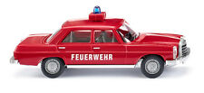 WIKING 1:87 PKW Feuerwehr Mercedes-Benz MB 200/8 rot 04/2017 #086140 NEU/OVP