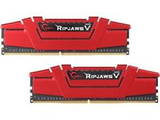 G.SKILL Ripjaws V Series 8GB (2 x 4GB) 288-Pin DDR4 SDRAM DDR4 2400 (PC4 19200)