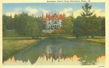 Great Barrington,MA. The Barrington School