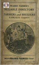 Kankakee Co Illinois Momence IL genealogy directory history