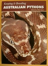 Keeping and Breeding AUSTRALIAN PYTHONS / Keeping & Breeding AUSTRALIAN PYTHONS
