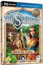 DIE SIEDLER 6 ADDON REICH DES OSTENS *Neuwertig