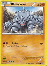 Rhinocorne - XY5:Primo Choc - 74/160 - Carte Pokemon Neuve Française