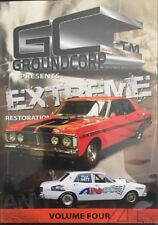 Ground Corp Presents Extreme Restoration Volume Four Brand New Sealed All Region