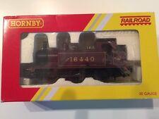 Hornby R2942. L.M.S 3F 0-6-0T Class 3F No 16440. New