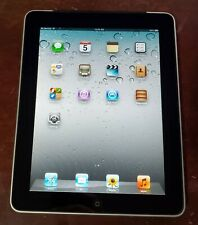 Apple iPad 1st Generation Space Grey 32GB, Wi-Fi, Cellular (AT&T) A1337