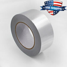 Aluminum Foil Tape 2in x 55 Yards HVAC Tape Work on Furnace Heating AC Ducts