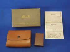 Vintage Shave-Pak David Grimes MFG Co Gillette Razor Kit W/ Brush & Shaving Soap