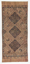 Rare Batik Bertulis, Kain Arab, Late 19th/early 20th C Lot 38