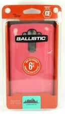 UR1625-B06N BALLISTIC LG G4 Urbanite Case (Bright Pink/Dark Charcoal Gray)