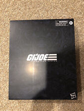 G.I. Joe Classified Series Snake Eyes Deluxe Figure Hasbro Pulse Exclusive - NEW