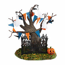 SVH Halloween Town Tree Snow Village Halloween D56 2015 Accessory 4044893 NEW