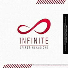 K-pop INFINITE-First Invasion (Mini Album Vol.1) (IFNTM01)
