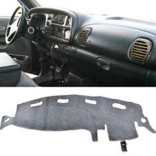For Dodge Ram 1500 2500 3500 1998-2001 Dash Mat Cover Light Gray Carpet Dashmat